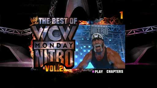 best of wcw nitro vol 2 dvd review