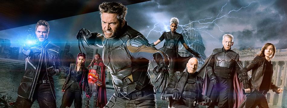 EP 9 - X-Men: Days of Future Past (2014)