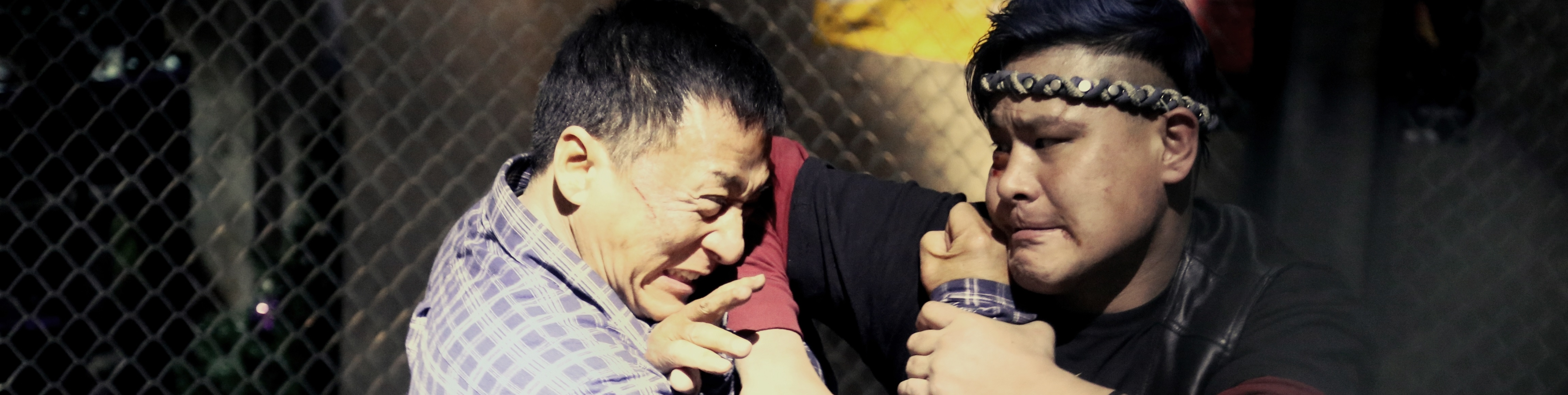 DVD Review - Police Story: Lockdown (2013)