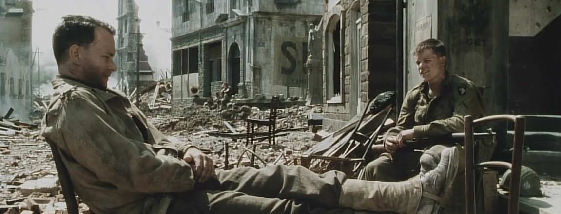 EP 112 - Saving Private Ryan (1998)