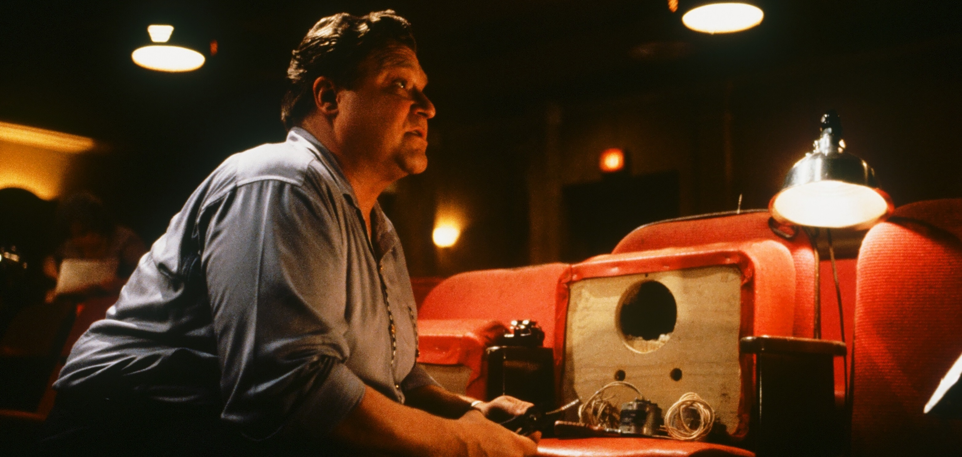 DVD Review - Matinee (1993)