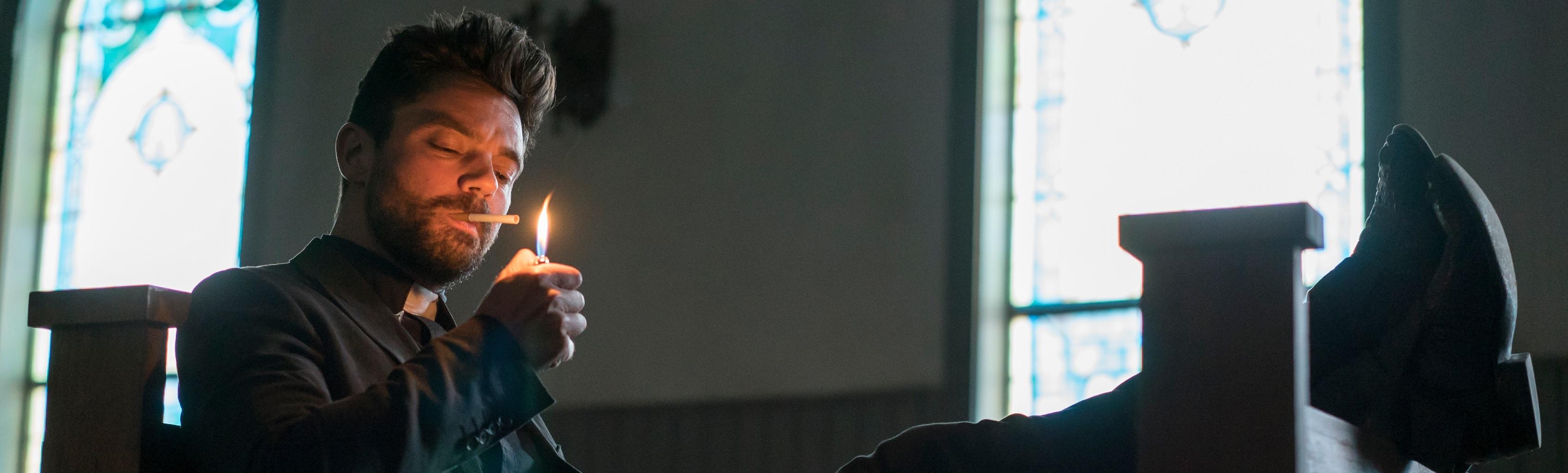 Blu-ray Review - Preacher: Season One (2016)