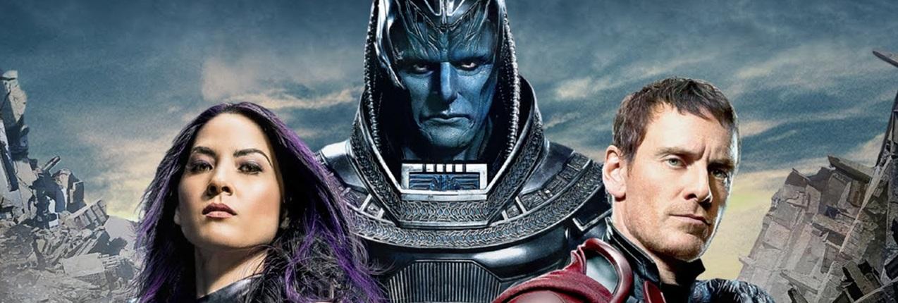 EP 117 - X-Men: Apocalypse (2016)