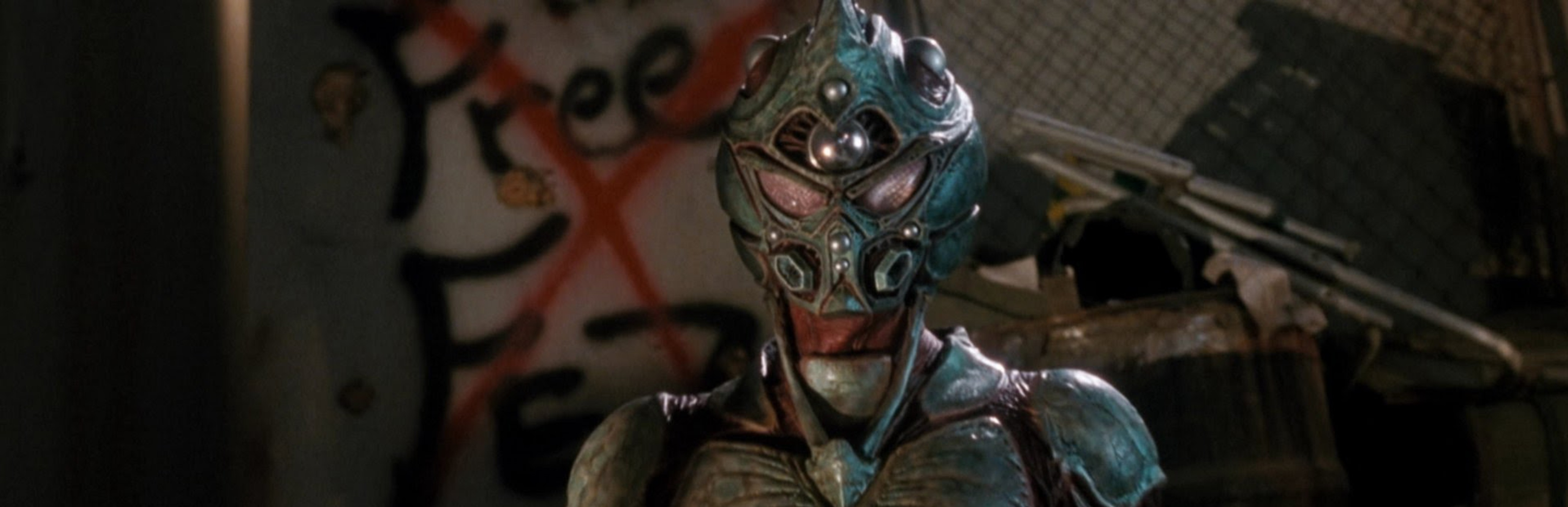 Blu-ray Review - The Guyver (1991)