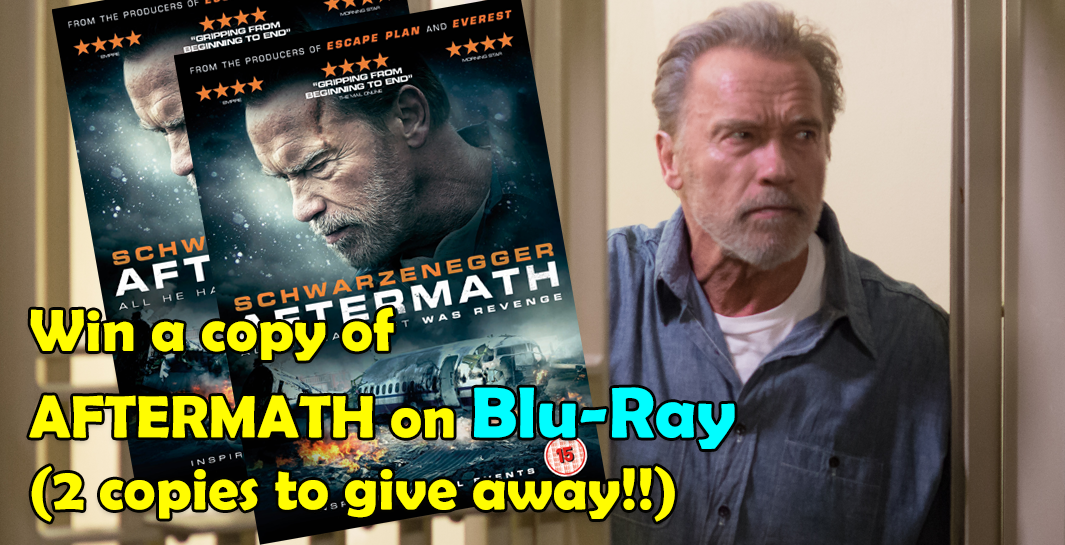 COMPETITION: Win a copy of AFTERMATH on Blu-Ray!