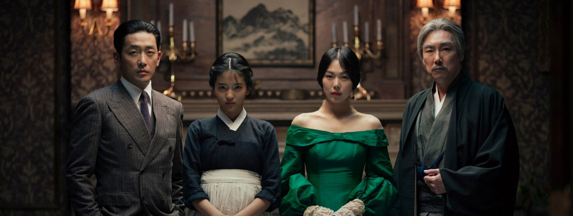 Blu-Ray Review - The Handmaiden (2016)