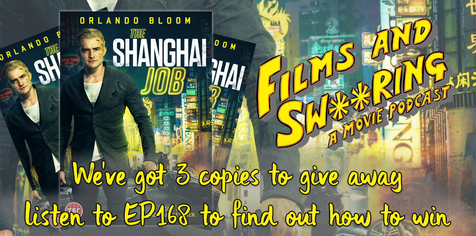Win a copy of THE SHANGHAI JOB on DVD!