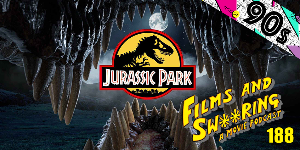 EP 188 – 90s SEASON – Jurassic Park (1993)