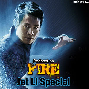 Warez collector: jet li movies collection.